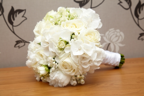 Jayne Pugh Bridal Bouquet