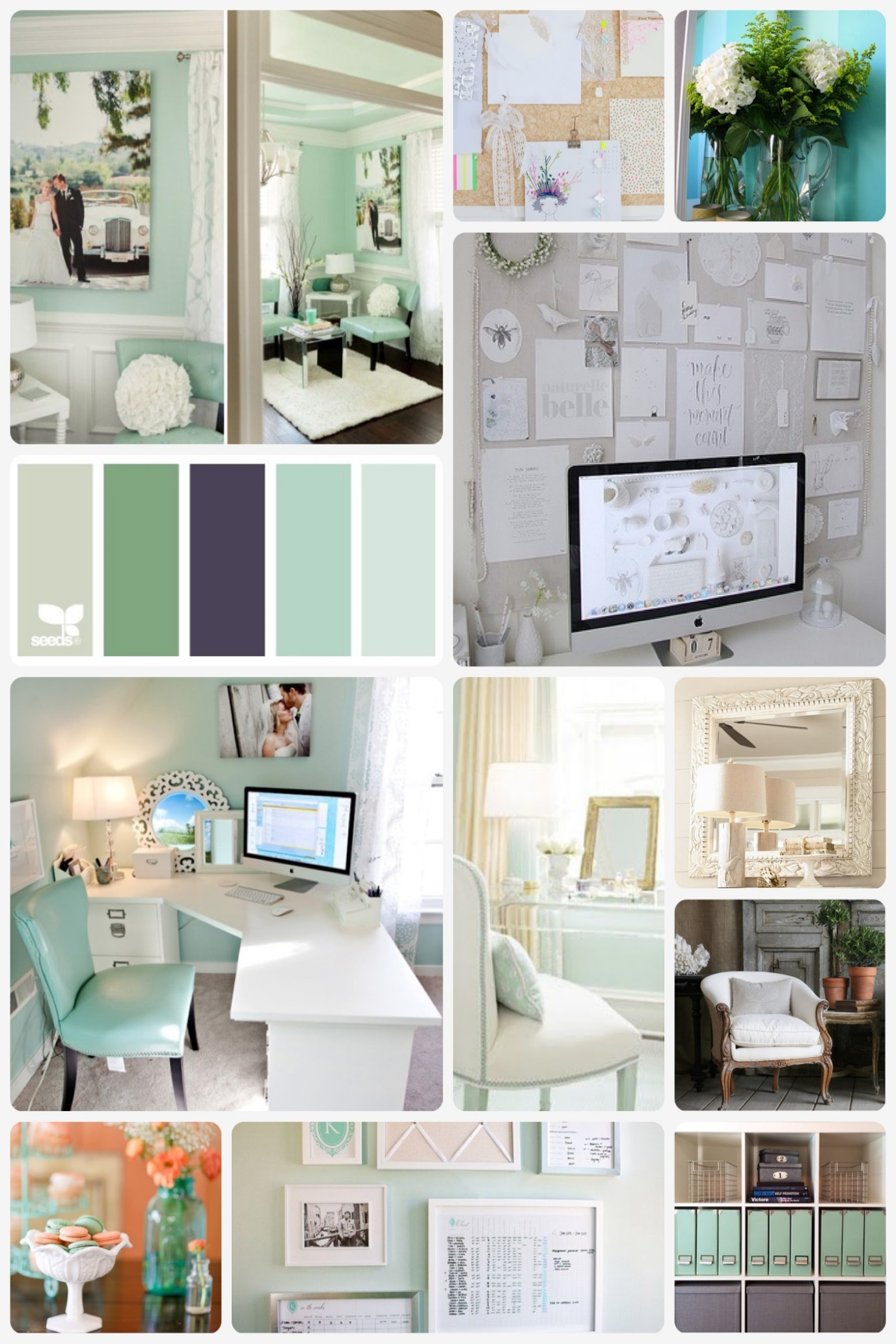 Wedding Planning, Styling & Design : Design Your Home Office for ...
