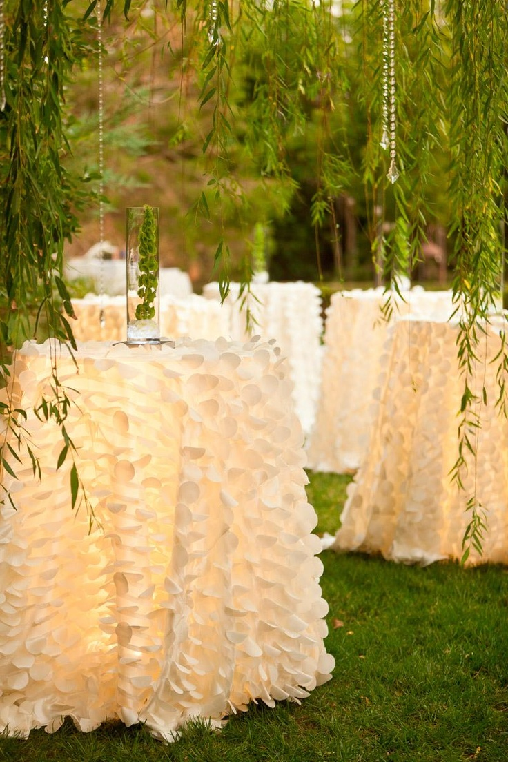 Wedding Planning, Styling & Design : Wedding Linens