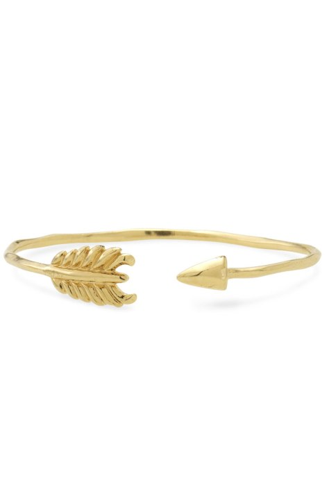 b244g_gilded_arrow_bangle_model_1