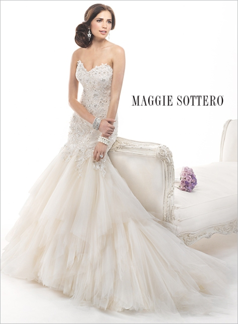 MAGGIE SOTTERO DESIGNS www.maggiesottero.com